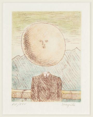 Гравюра Magritte -   L'art de Vivre