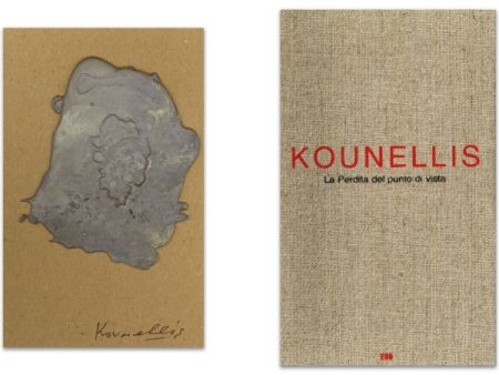Иллюстрированная Книга Kounellis - L'art en écrit