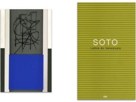 Иллюстрированная Книга Soto - L'Art en écrit