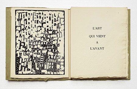 Иллюстрированная Книга De Stael - L'art qui vient à l'avant