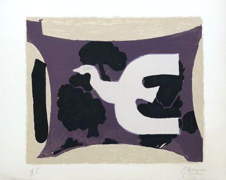 Литография Braque - L'atelier