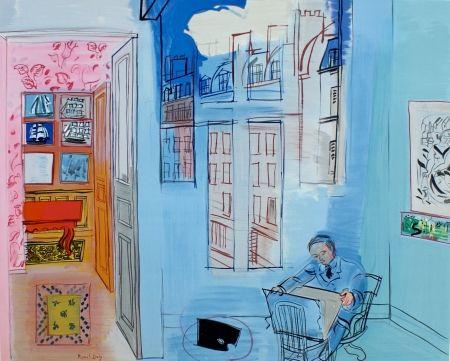 Литография Dufy - L'atelier de Impasse Guelma