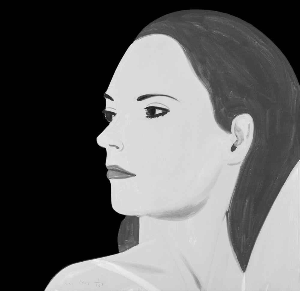 Цифровой Эстамп Katz - Laura 5