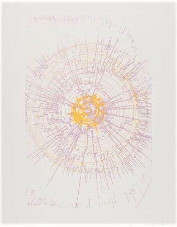 Гравюра Hirst - Lavender Baby, from