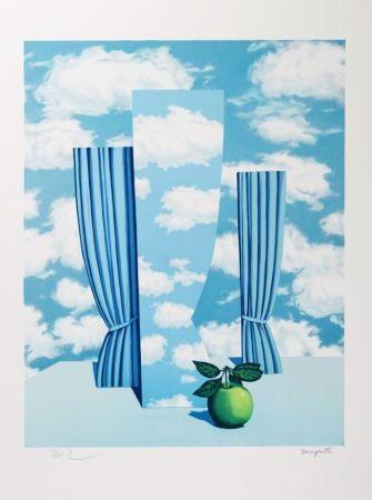Литография Magritte - Le Beau Monde