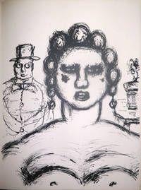 Иллюстрированная Книга Nakache - Le clown égaré.