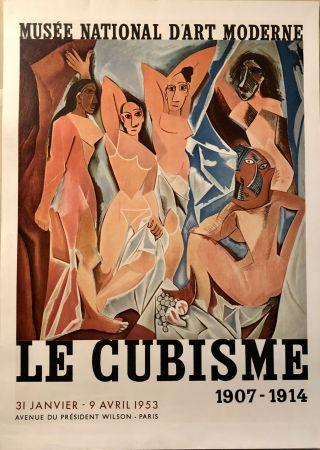 Литография Picasso - Le Cubisme 1907-1914 - Musée National D'A