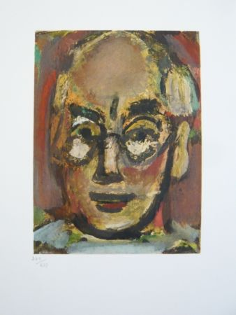 Трафарет Rouault - Le Duc