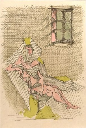 Иллюстрированная Книга Villon - Le Grand Testament de François Villon