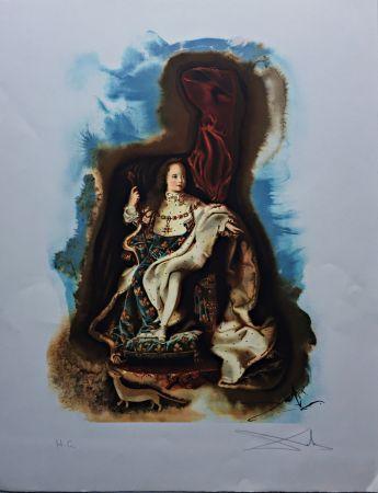 Литография Dali - Le Petit Prince