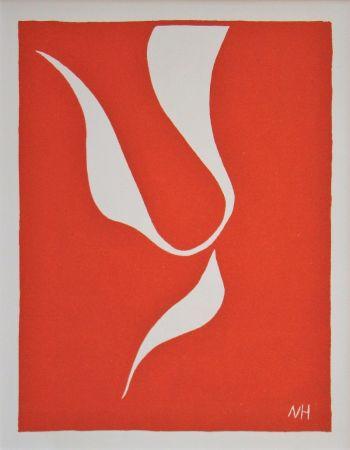 Линогравюра Matisse - Le Retenu