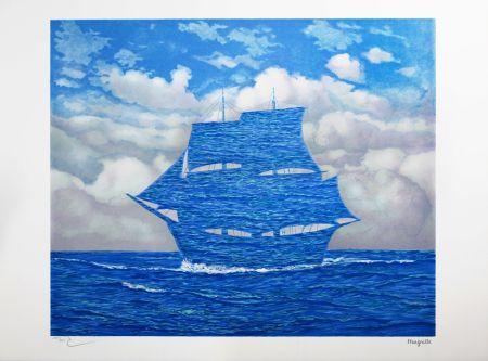 Литография Magritte - Le Séducteur (The Tempter)