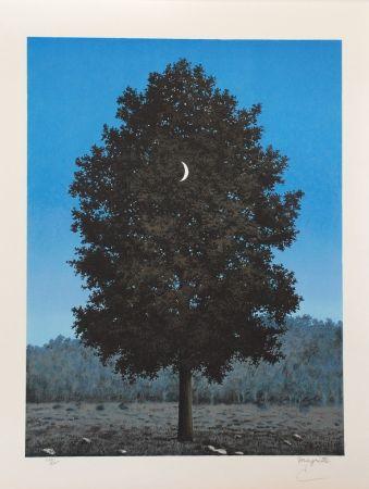 Литография Magritte - Le Seize Septembre