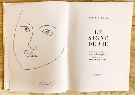 Нет Никаких Технических Matisse - Le Signe de Vie