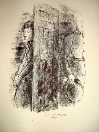 Иллюстрированная Книга Moreau - Le silence de la mer