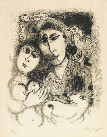 Литография Chagall - Le Sortilege