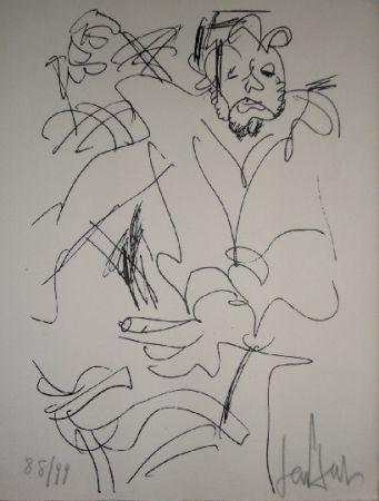 Литография Paul  - Le spectateur