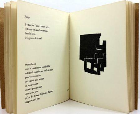 Иллюстрированная Книга Chillida - LE SUJET EST LA CLAIRIÈRE DE SON CORPS - CHILLIDA - RACINE