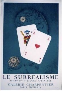 Литография Ernst - Le Surrealisme