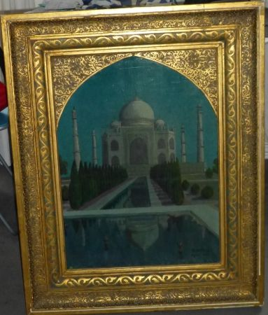 Нет Никаких Технических Amiguet - Le Taj Mahal ,1932