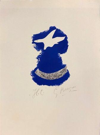 Литография Braque - Le Tir à l'Arc