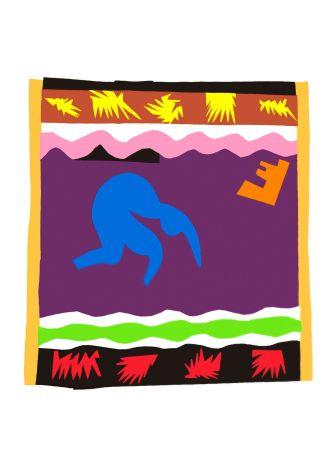 Литография Matisse - Le Toboggan (Toboggan)