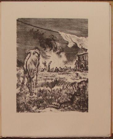 Иллюстрированная Книга Legrand - Le Trestoulas précédé du Serpent.