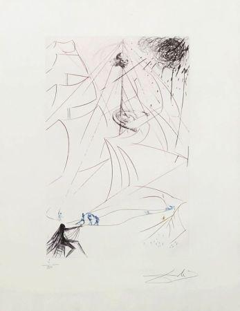 Гравюра Dali - Le vaisseau fantôme
