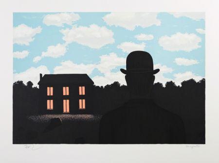 Литография Magritte - L'Empire des Lumières