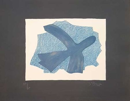 Литография Braque - L'envol