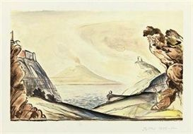 Литография Balthus - Les 22 concertos pour piano de Mozart