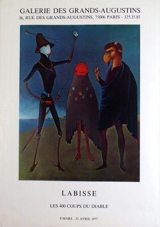 Гашение Labisse - Les 400 Coups du Biable