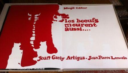 Иллюстрированная Книга Artigas - Les boeufs meurent aussi