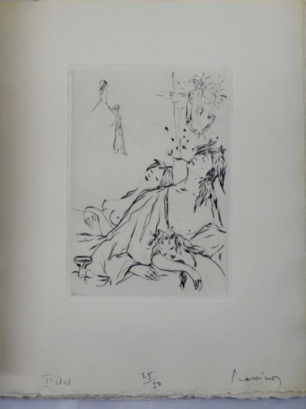 Иллюстрированная Книга Prassinos -  Les Contes fantastiques