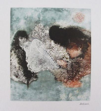 Гравюра Bellmer - Les Deux Amies