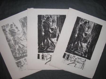 Иллюстрированная Книга Saint-André - Les diaboliques