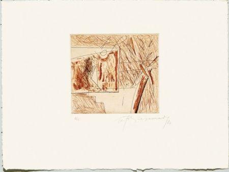 Гравюра Ràfols Casamada - Les hores-4