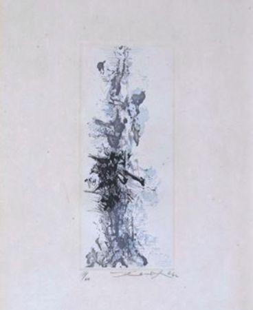 Гравюра Zao - Les terrasses de jade