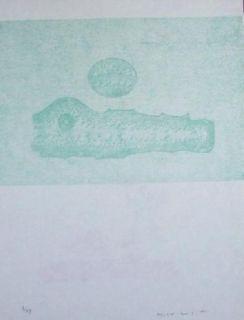 Литография Ernst - Lewis Caroll's Wunderhorn