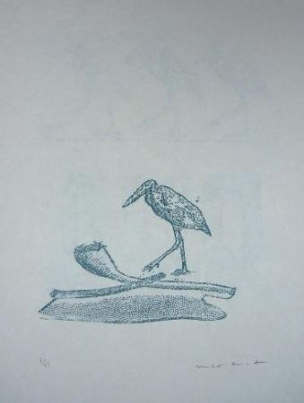 Литография Ernst - Lewis Carroll's Wunderhorn 19