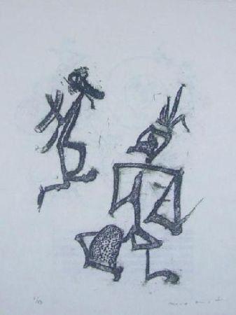 Литография Ernst - Lewis Carroll's Wunderhorn 28
