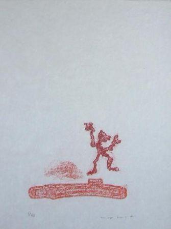 Литография Ernst - Lewis Carroll's Wunderhorn 36