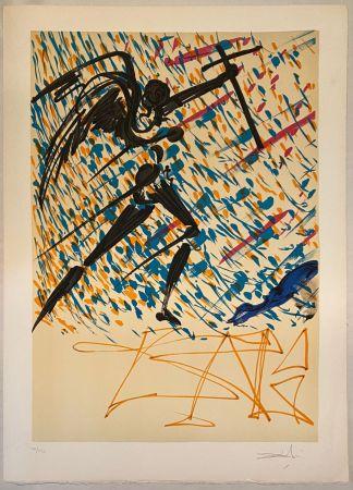 Литография Dali - L'exaltation mythique