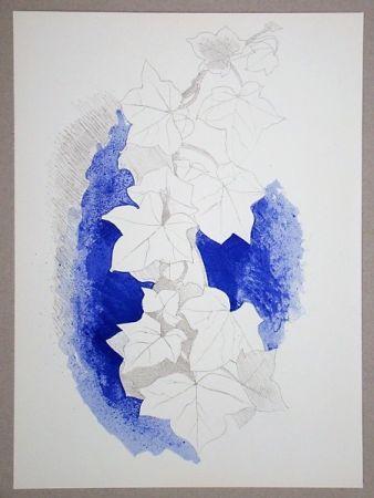 Литография Braque (After) - Lierre