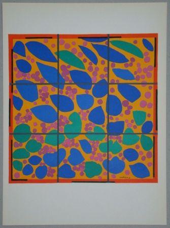 Литография Matisse - Lierre en Fleur