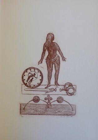 Иллюстрированная Книга Ernst - Lieux Communs