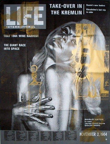 Сериграфия Trockel - Life 3