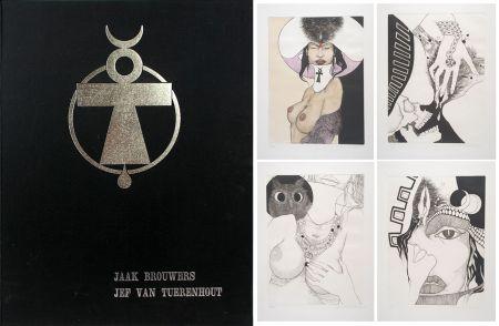 Офорт Van Tuerenhout - Lilith