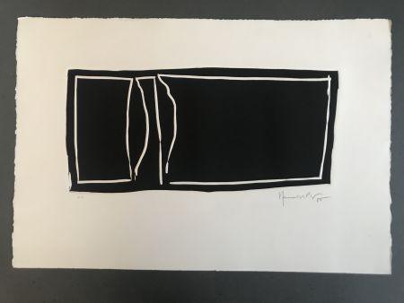 Линогравюра Hernandez Pijuan - Linòleum I