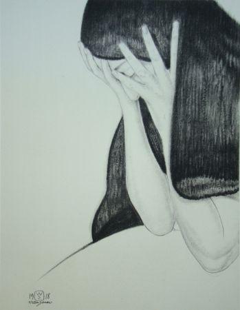 Литография Sauer - L'inutile regret